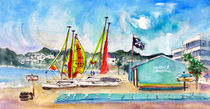 La Herradura Windsurf School by Miki de Goodaboom