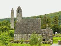 Glendalough - St. Kevin's Kitchen von gscheffbuch