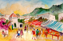 Frigiliana Market 02 by Miki de Goodaboom