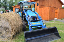 New Holland Workmaster 75 Tractor 1 von lanjee chee