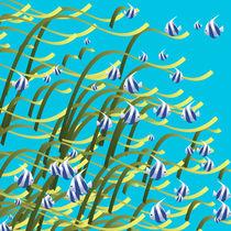 Underwater life von Gaspar Avila
