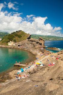 Islet of Vila Franca do Campo von Gaspar Avila