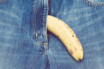 Banana in denim by lsdpix