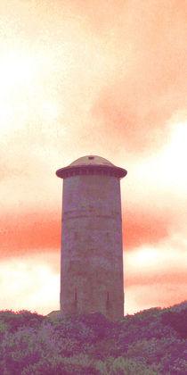 Wasserturm Domburg 01 von sebastian Wolf