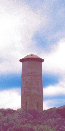Wasserturm Domburg 02 von sebastian Wolf
