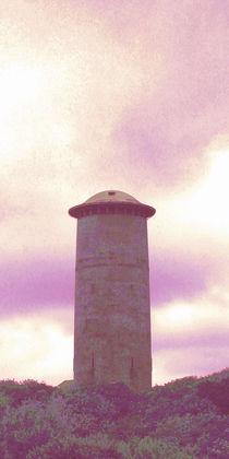 Wasserturm Domburg 03 von sebastian Wolf