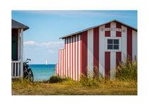 Summerday at the beach von Jens Juul Christensen