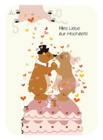 Alles Liebe zur Hochzeit! von Birgit Boley