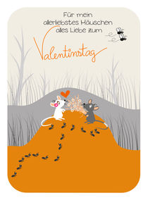 Valentinstag by Birgit Boley