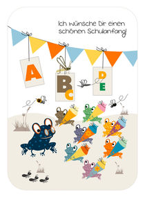 Schulanfang! by Birgit Boley