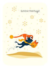 Schöne Feiertage! von Birgit Boley