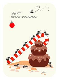 Yippiee! Schöne Weihnachten! von Birgit Boley