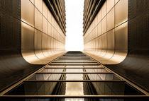 Abstrakte Architektur I von elbvue von elbvue