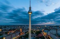 Berlin bei Nacht I von elbvue by elbvue
