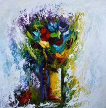 Blumen by Gena Theheartofart