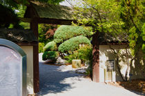 Entrance gate of the Japanese garden 2 by lanjee chee