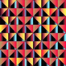 Colorful triangles by Gaspar Avila