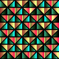 Emerald triangles von Gaspar Avila