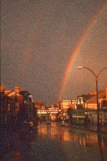 City Rainbow von Elizabetha Fox