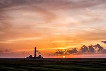 Sundowner Westerhever von nordfriesland-und-meer-fotografie