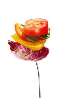 Salat by Bernd Willeke
