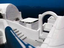 Santorini Greece by Leighton Collins