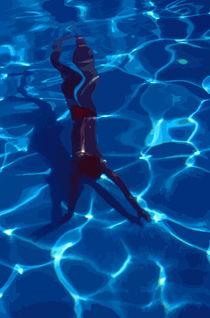 The Pool  von Elizabetha Fox