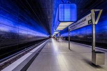 U-Bahnhof HafenCity Universität by nordfriesland-und-meer-fotografie