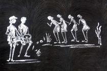 Tribal Art by Debasis Patnaik