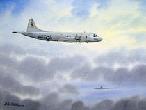 P-3 Orion Aircraft von bill holkham
