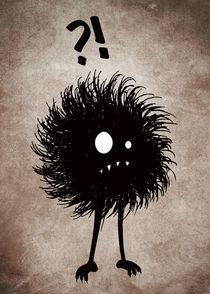 Evil Bug Wondering von Boriana Giormova