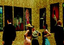 Die Ausstellung von Klaus Engels
