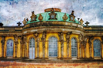 'Schloss Sans Souci in Potsdam' by freedom-of-art
