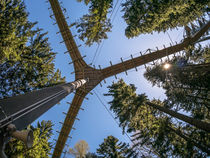 Skywalk von Ralf Warnecke
