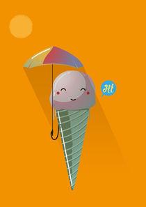 I love summer by Valerio Marino