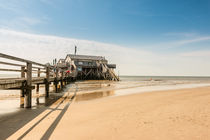 54° Strandbar in St. Peter-Ording by Pascal Betke