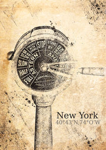 Journey to New York von Stephanie  Langowski