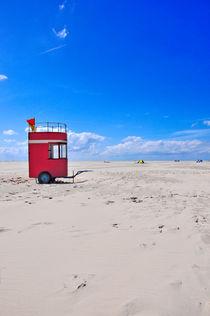 Roter Wagen von Jens Uhlenbusch
