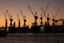 Der Hafen erwacht! von Maic Gronych