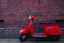 Roller Rot in Rot von Maic Gronych