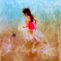 Children Pink von Ale Di Gangi