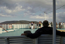 Ferry Boat Sundeck by lsdpix