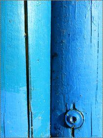 ~~ BLUE WOOD ~~ von Sandra  Vollmann