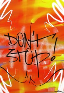 Don't Stop! by Vincent J. Newman