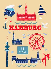 Hamburg-icons