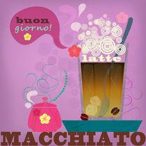 Latte Macchiato von Elisandra Sevenstar