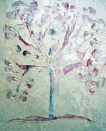 Silver  tree von Maria-Anna  Ziehr