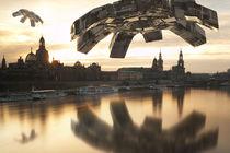 UFOs über Dresden von dresdner