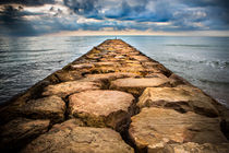 A Rock Pier by David Hare
