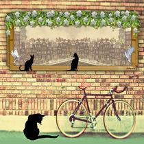 Old Dutch Scene by Nadine May